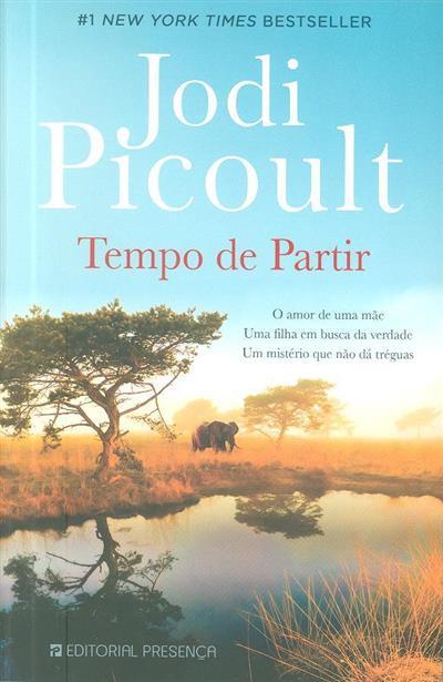 Tempo de partir (Jodi Picoult)