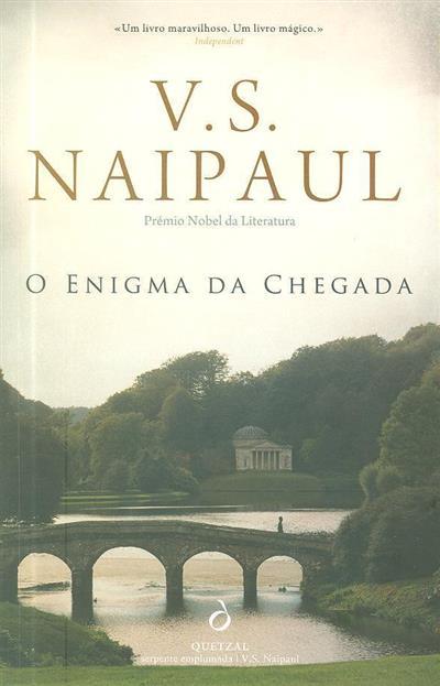 O enigma da chegada (V. S. Naipaul)