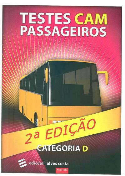 Testes CAM passageiros (Marco Neves, Pedro Grave)