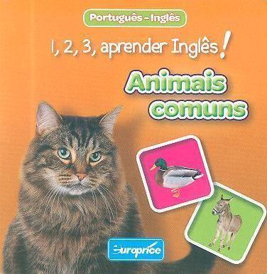 1, 2, 3, aprender inglês! (trad. C. Carvalho)