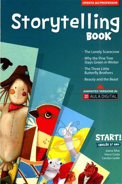 Storytelling book (Joana Silva, Vasco Costa, Carolyn Leslie)