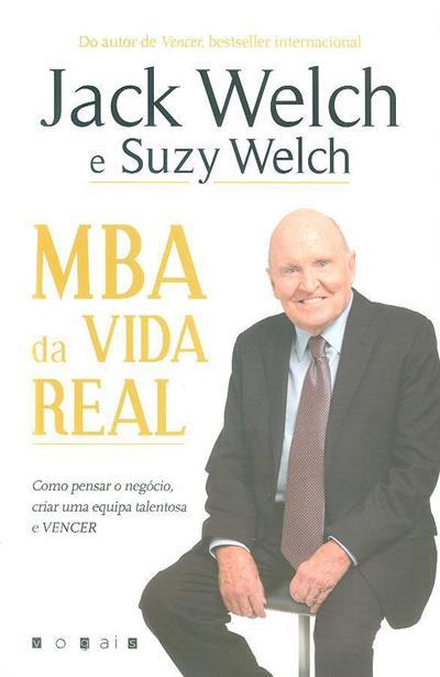 MBA da vida real (Jack Welch, Suzy Welch)