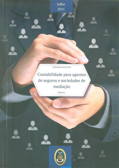 Contabilidade para agentes de seguros e sociedades de mediação (Sérgio Pontes)