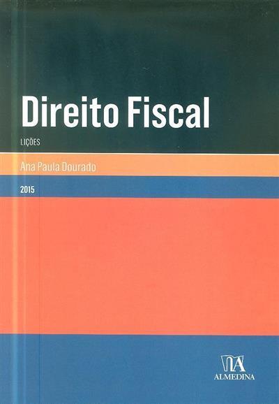 Direito fiscal (Ana Paula Dourado)