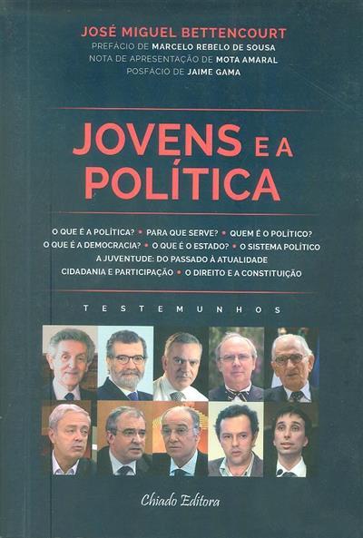 Jovens e a política (José Miguel Bettencout)