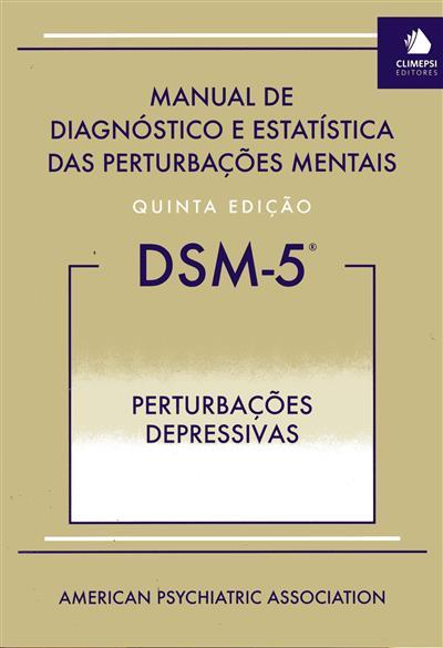 Perturbações depressivas (ed. portuguesa João Cabral Fernandes)