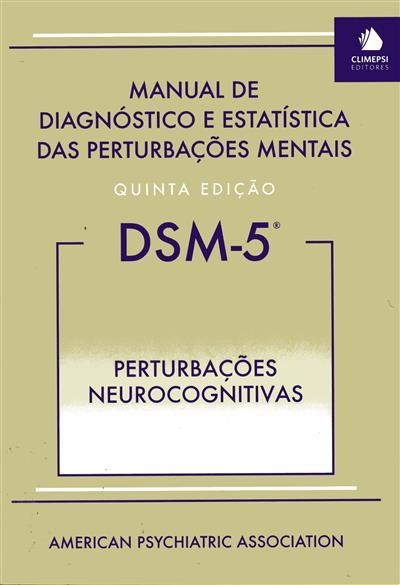 Perturbações neurocognitivas (ed. portuguesa João Cabral Fernandes)