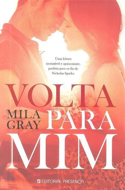 Volta para mim (Mila Gray)
