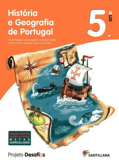 História e Geografia de Portugal (Arlindo Fragoso, Eurico Sequeira, Luís Aguiar Santos)