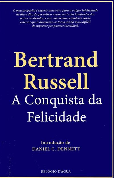 A conquista da felicidade (Bertrand Russell)