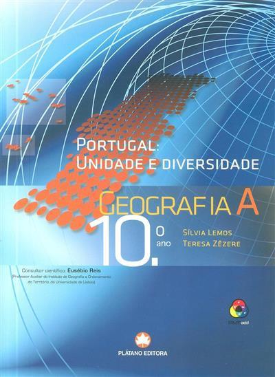 Portugal, unidade e diversidade (Sílvia Lemos, Teresa Zêzere)