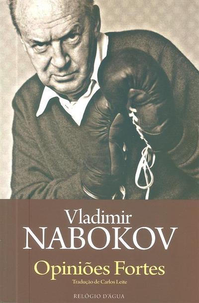 Opiniões fortes (Vladimir Nabokov)