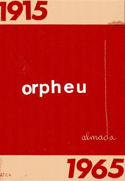 Orpheu 1915-1965 (José Sobral de Almada Negreiros)