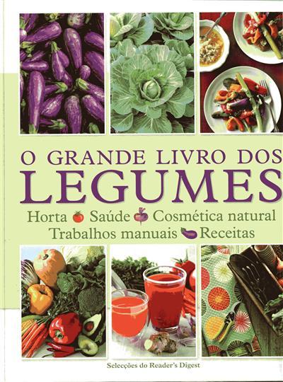 O grande livro dos legumes (trad. Maria de Fátima Moura)