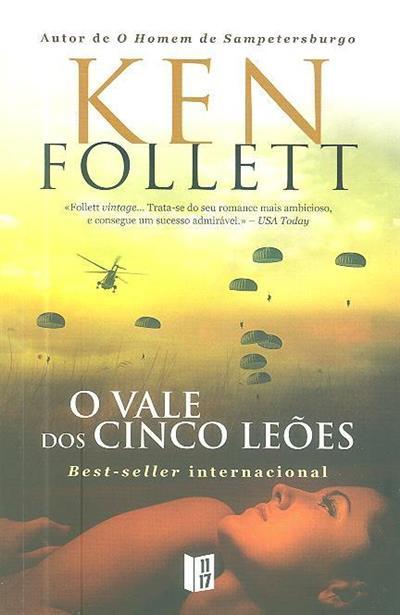 O vale dos cinco leões (Ken Follett)