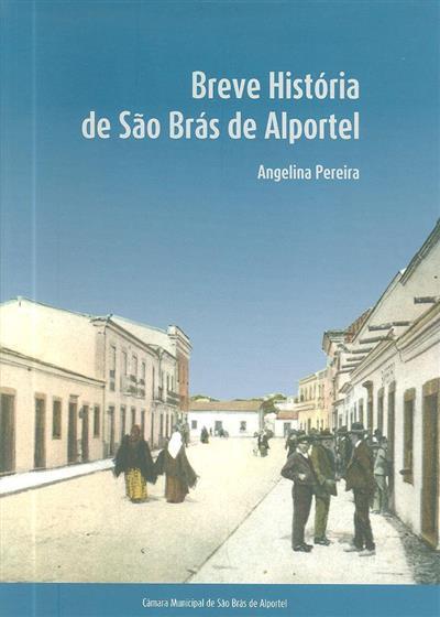 Breve história de São Brás de Alportel (Angelina Pereira)
