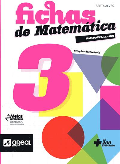 Fichas de matemática 3 (Berta Alves)
