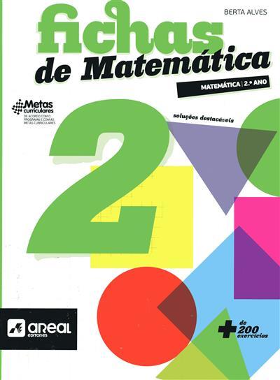 Fichas de matemática 2 (Berta Alves)