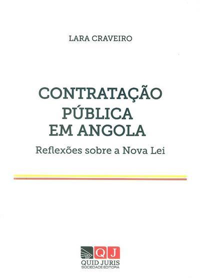 Contratação pública em Angola (Lara Craveiro)
