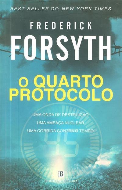 O quarto protocolo (Frederick Forsyth)