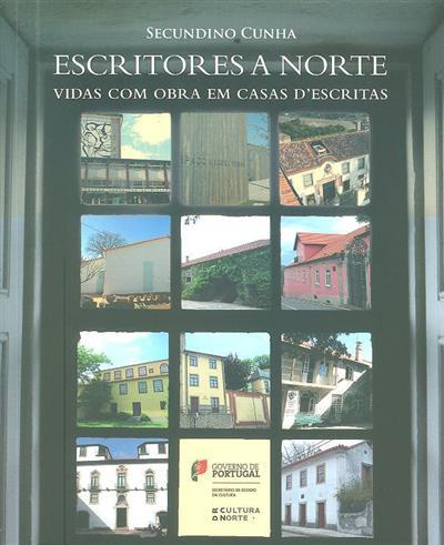 Escritores a Norte (Secundino Cunha)