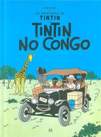 Tintin no Congo (Hergé)