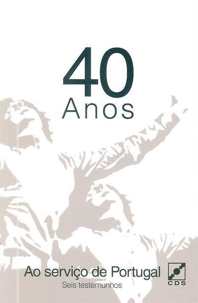 CDS (Diogo Freitas do Amaral... [et al.])
