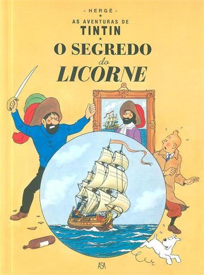 O segredo do Licorne (Hergé)
