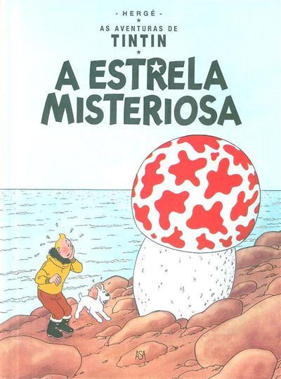 A estrela misteriosa (Hergé)