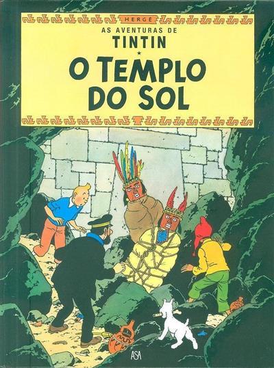 O templo do sol (Hergé)