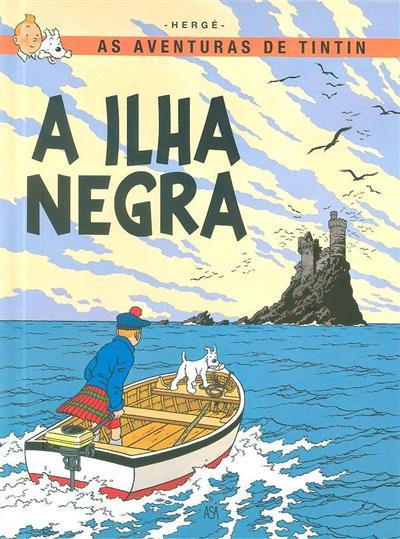 A ilha negra (Hergé)