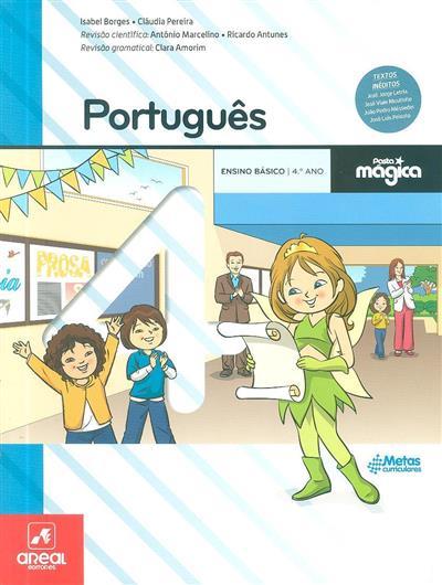 Português 4 (Isabel Borges, Cláudia Pereira)