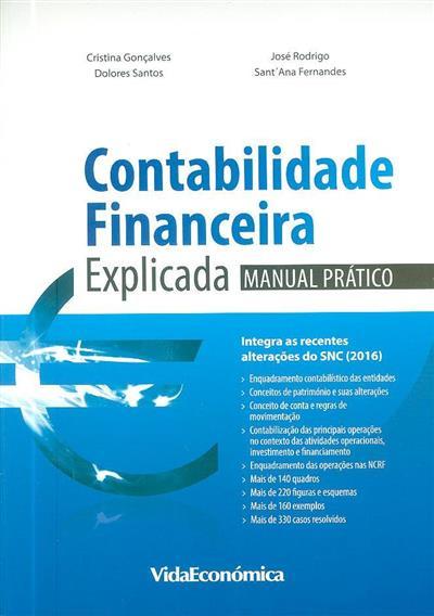 Contabilidade financeira (Cristina Gonçalves... [et al.])