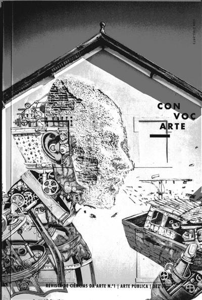 Convocarte (ed. e propr. Secção  Francisco de Holanda -  Área de Ciências da Arte e do Património do Centro de Investigação e Estudos em Belas-Artes da Faculdade de Belas-Artes da Universidade de Lisboa)