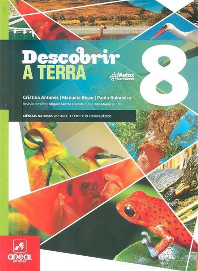Descobrir a Terra 8 (Cristina Antunes, Manuela Bispo, Paula Guindeira)