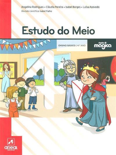 Estudo do meio 4 (Angelina Rodrigues... [et al.])