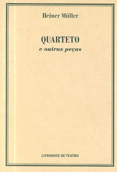 Quarteto e outras peças (Heiner Müller)