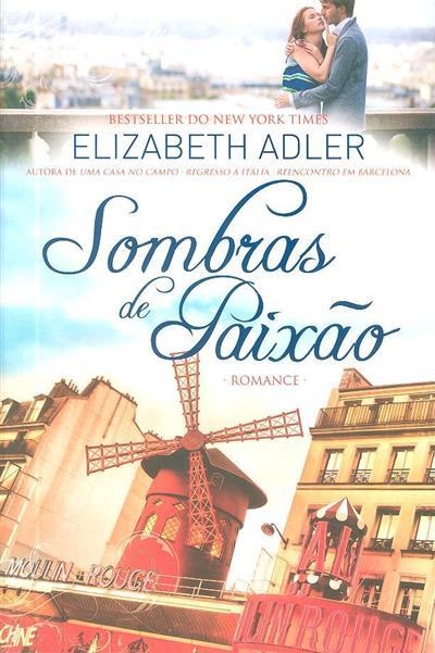 Sombras de paixão (Elizabeth Adler)