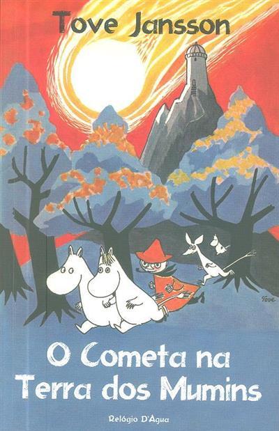 O cometa na terra dos mumins (Tove Jansson)