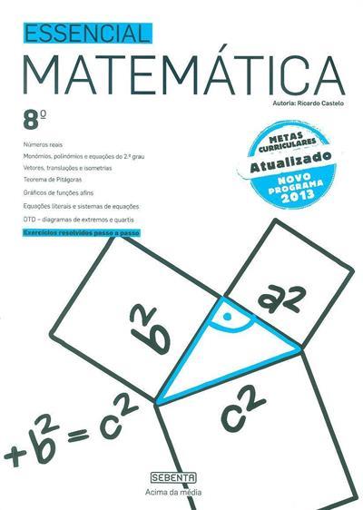 Essencial matemática (Ricardo Castelo)