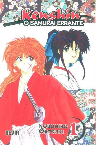 Himura-Kenshin battousai (Nobuhiro Watsuki)