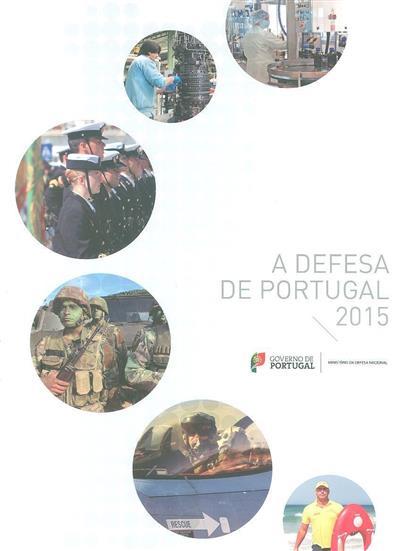 A defesa de Portugal (Ministério da Defesa Nacional)