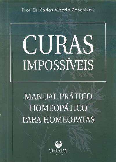 Curas impossíveis (Carlos Alberto Gonçalves)