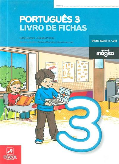 Português 3 (Isabel Borges, Cláudia Pereira)