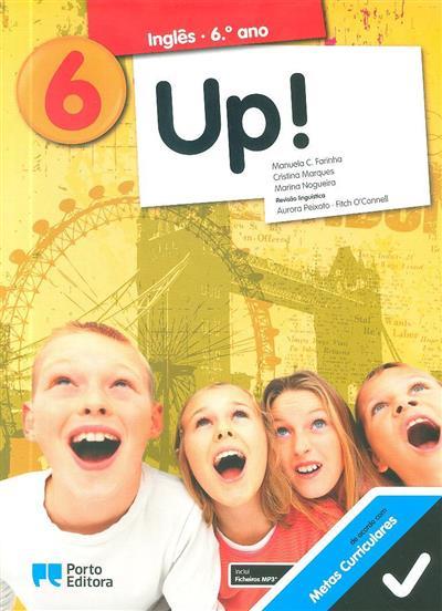 Up! 6 (Manuela C. Farinha, Cristina Marques, Marina Nogueira)