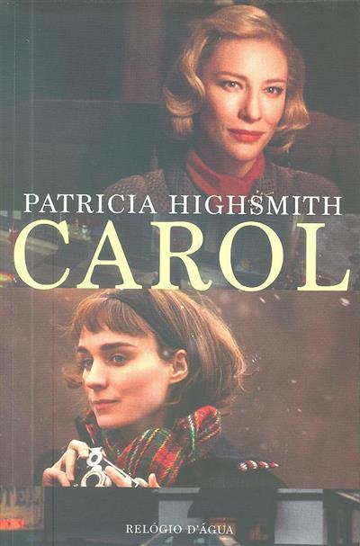 Carol ou o preço do sal (Patricia Highsmith)