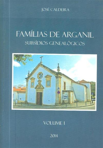 Subsídios geneológicos (José Caldeira)