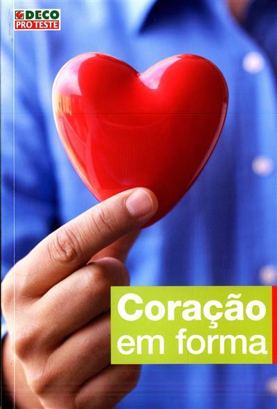 Coração em forma (rev. técnica Anabela Jorge)