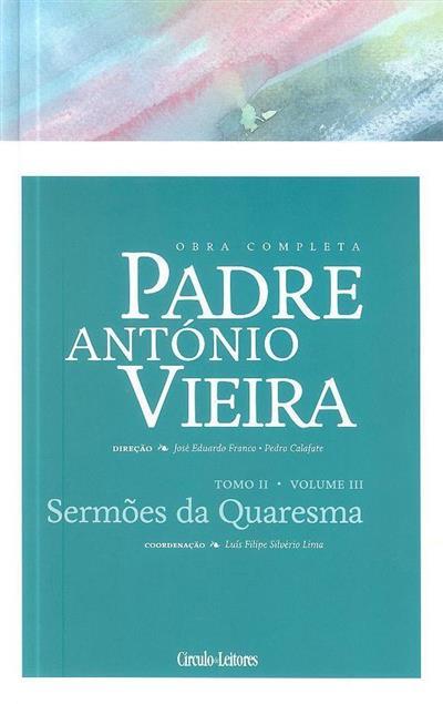 Sermões da Quaresma (coord. geral João Francisco Marques)