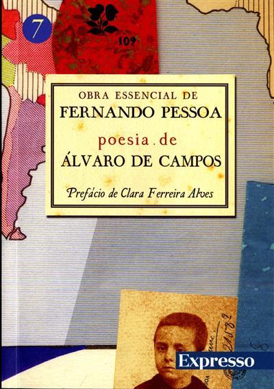 Poesia de Álvaro de Campos (Fernando Pessoa)